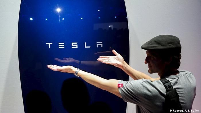Tesla Energy Powerwall(Reuters/P. T. Fallon)