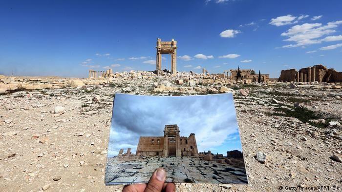Пальміра у Сирії