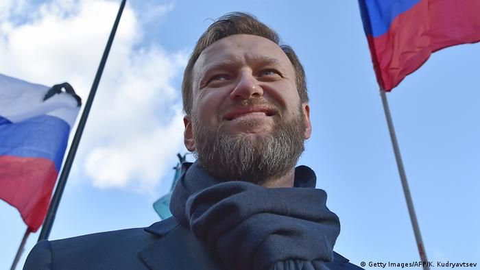 Президентські амбіції Навального