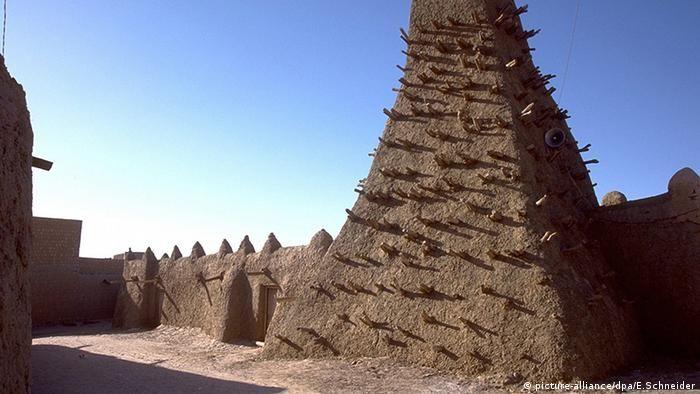 Мавзолеї Тімбукту в Малі