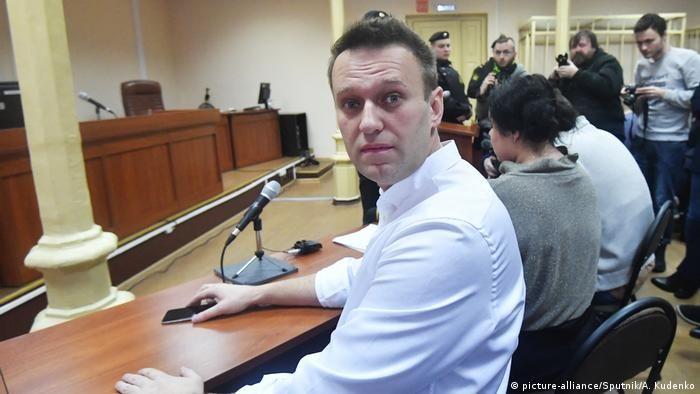 Рішення ЄСПЛ щодо Навального