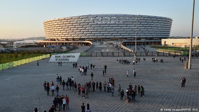 Баку - Олімпійський стадіон