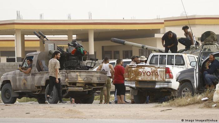 Загін, що б'ється на стороні Уряду національної згоди Лівії