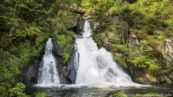 Тріберзький водоспад