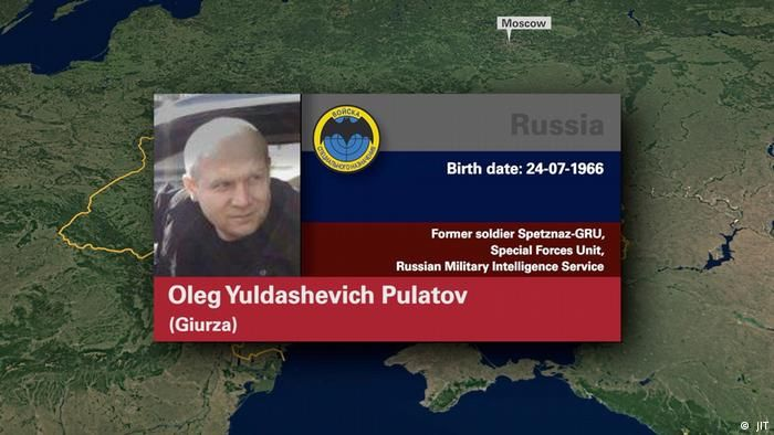 Олег Пулатов, третій обвинувачений у збитті Boeing MH17