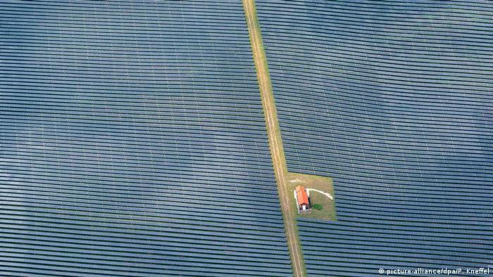Дісен-ам-Аммерзее (Баварія) Альтернативна енергетика Німеччини