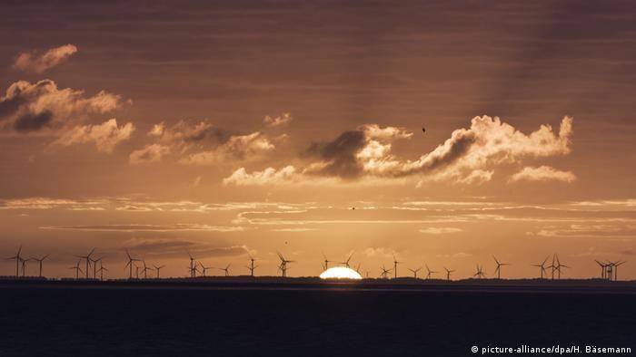 Галліґ Гооге (Шлезвіг-Гольштейн) Альтернативна енергетика Німеччини