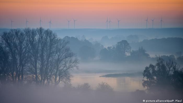 Лебус (Бранденбург) Альтернативна енергетика Німеччини