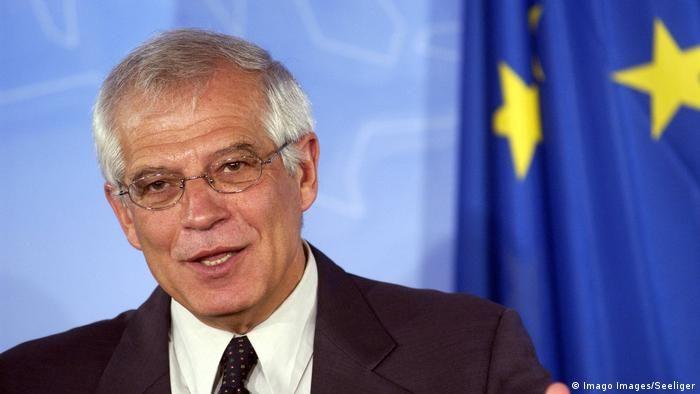 Голова європейської дипломатії Жозеп Боррель