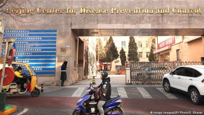 Коронавірус у місті Ухань