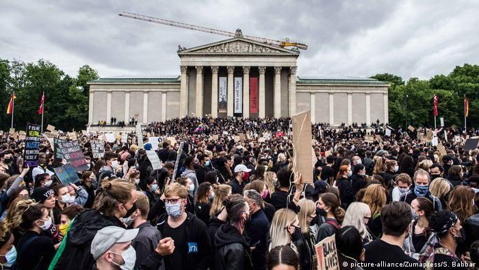 Демонстрація у Мюнхені