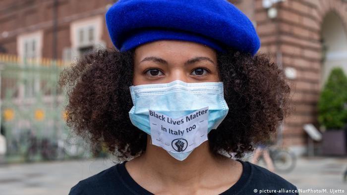 Турін: протести на тлі епідемії COVID-19