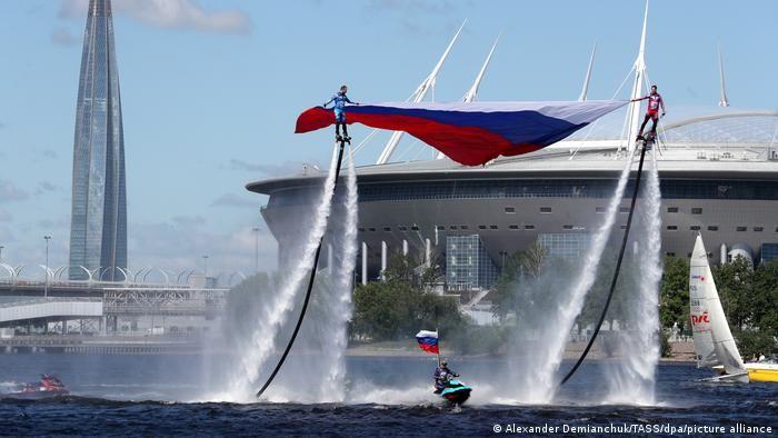 Санкт-Петербург - Крестовський стадіон