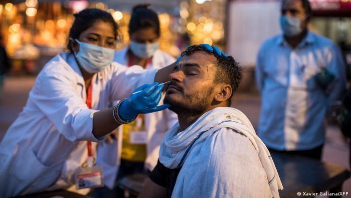 Подвійний мутант: індійський варіант коронавірусу