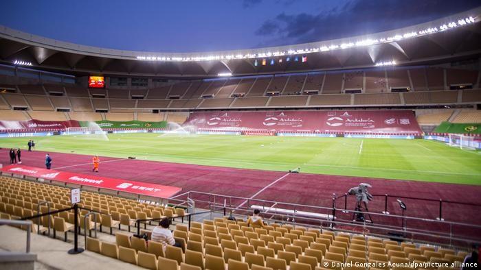 Севілья - Олімпійський стадіон