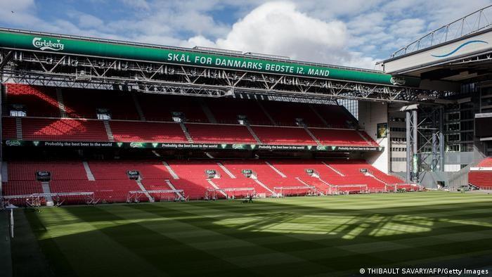 Копенгаген - стадіон Паркен
