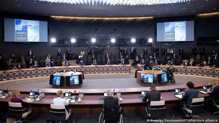 Саміт лідерів НАТО у Брюсселі