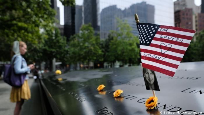 Меморіал пам'яті жертв 11 вересня 2001 року