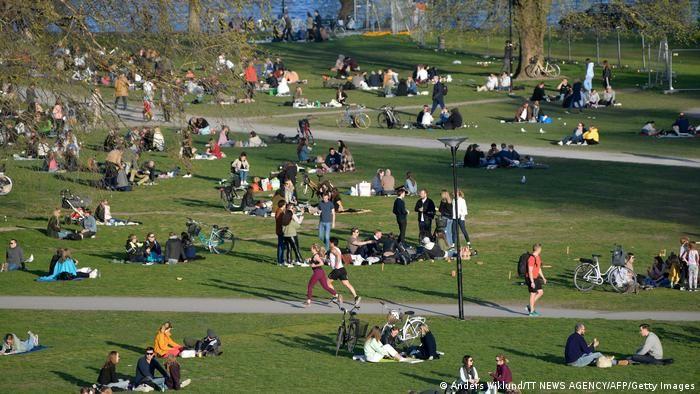 Ситуація з пандемією у Швеції