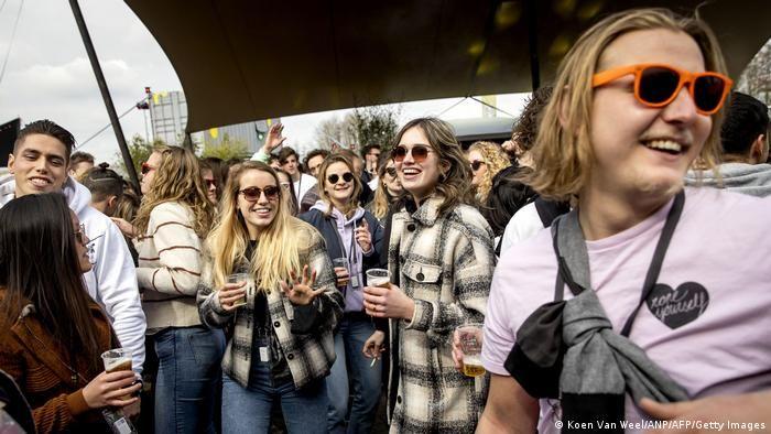 Молодь у Нідерландах