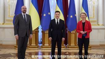 Ідею допомоги Україні в реформі професійної військової освіти з боку ЄС обговорили на саміті Україна-ЄС у Києві
