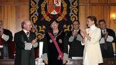Los nombres del PP en el Constitucional: Espejel, 'querida Concha', y un catedrático que maniobró con Ignacio González