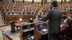 ETA como arma política de la derecha en el Congreso 10 años después del fin de la violencia