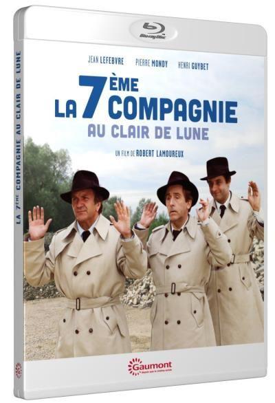 La 7eme Compagnie au Clair de Lune 1977 Full BluRay True French ISO BDR25 MPEG-4 AVC DTS HD Master FreexOptique