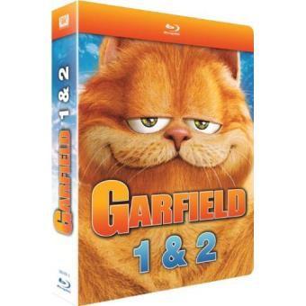 Coffret Garfield 1 & 2 2004 2006 BluRay Multi True French ISO BDR25 MPEG-4 AVC DTS-HD Master FreexOptique