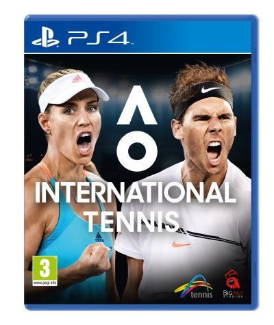 AO International Tennis PS4 PKG