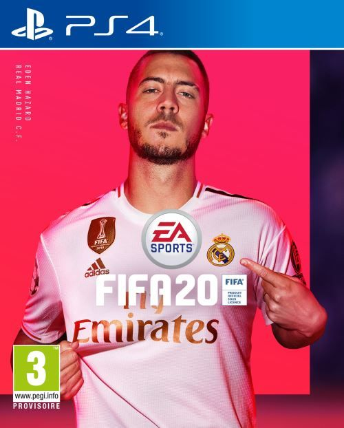 Fifa 20 PS4 PKG