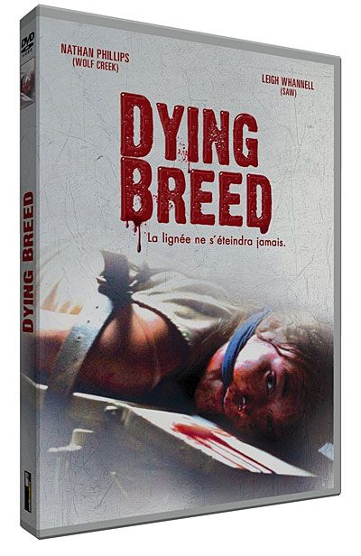 Dying breed 2010 VFF H264 Ac3 DVD-Rip