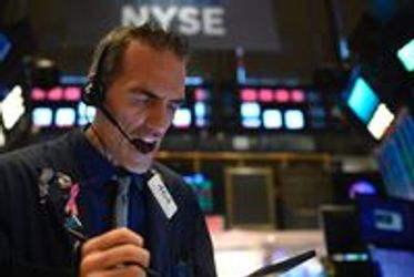 wall, street, fednew, york, bourse, cloture, hausse, veille, decision, termine, legere, seance, indecise, investisseurs, positionnant