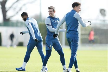 giovani, celso, tottenham, training, season