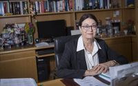 Bennett holds 'introductory meeting' with Supreme Court Chief Justice Hayut