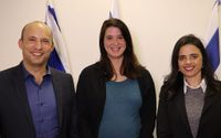 Activist Shirley Pinto to become first deaf Knesset member for Yamina