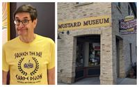 Meet the Jewish mustard maven who founded a museum for his favorite condiment