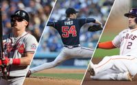 3 Jewish baseball players are key figures in the 2021 World Series