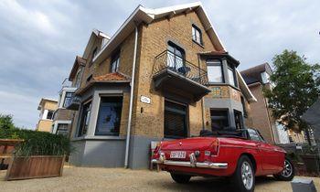 De Panne - Huis / Maison - Villa les Rosiers