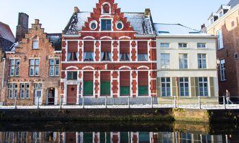 Brugge - Bed & Breakfast - Gastenhuis Sint Andries Cruyse