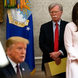 John Bolton Is Fired. Or Did He Resign?
