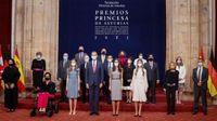 Premios Princesa de Asturias, en directo: Los Reyes presiden la ceremonia de entrega