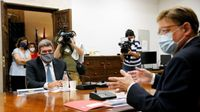 Escrivá se alinea con Puig y apoya el impuesto a las rentas altas de Madrid
