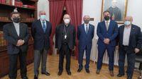Los caballeros del Cristo Redentor celebrarán en 2022 su 75 aniversario
