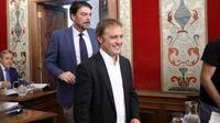 Natxo Bellido aspira a un «Botànic en Alicante» tras salir reforzado de la Asamblea de Compromís