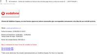 Alertan sobre una nueva ciberestafa en la que suplantan a Vodafone para 'hackear' dispositivos