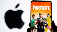 'Fortnite' no volverá a los iPhone hasta que termine el juicio que enfrenta a Apple contra Epic