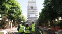 La torre de Don Fadrique de Sevilla se podrá visitar en junio de 2022