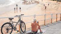 'Tren playero': cómo ir y volver a la playa en el día desde Castilla y León