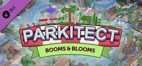 Parkitect - Booms & Blooms on Steam